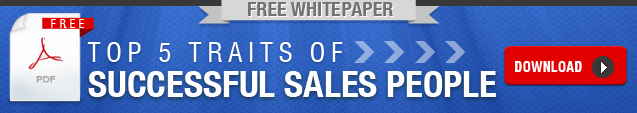 Top 5 Traits of Successful Sales People Download