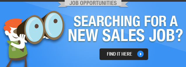 Find Sales Jobs