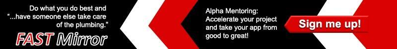 Alpha Software Mentoring
