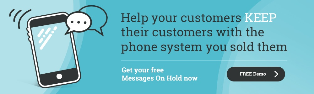 Help your customers help their customers