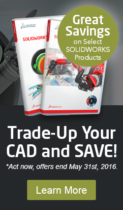 Great Savings on Select SOLIDWORKS Products