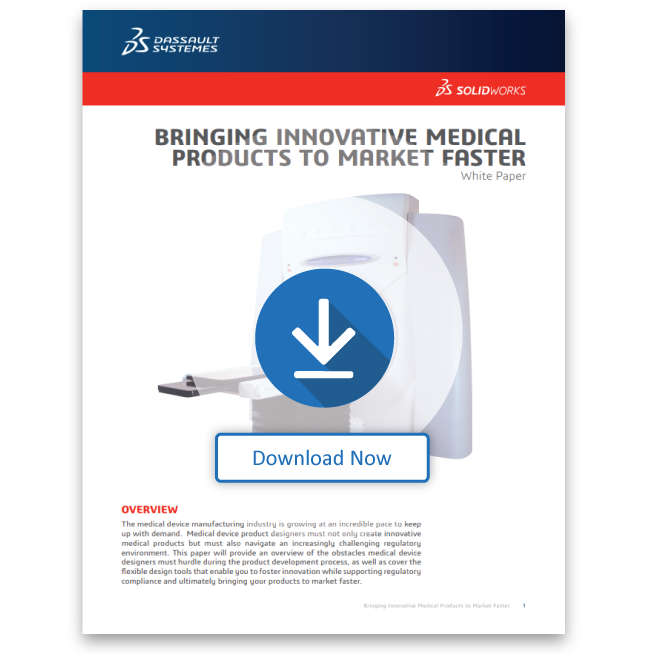 Bringing Innovative Medical Products to Market Faster with SOLIDWORKS