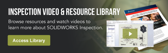 SOLIDWORKS Inspection Video & Resource Library - Alignex, Inc.