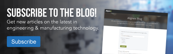 Subscribe to the Alignex Blog