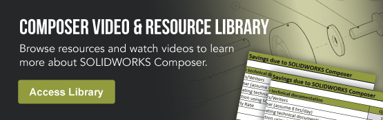 SOLIDWORKS Composer Video & Resource Library