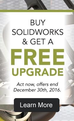 SOLIDWORKS Promotion - Ends December 31, 2016