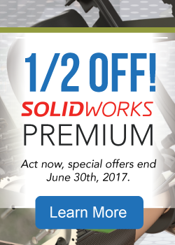 March Madness SOLIDWORKS Savings - Ends March 31, 2017
