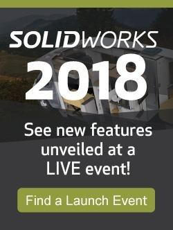 SOLIDWORKS 2018 Launch Events