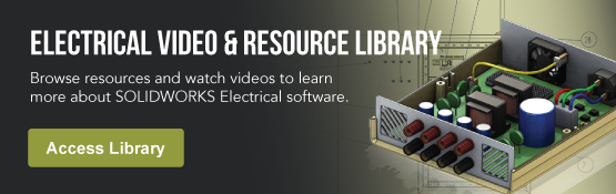 SOLIDWORKS Electrical Video & Resource Library