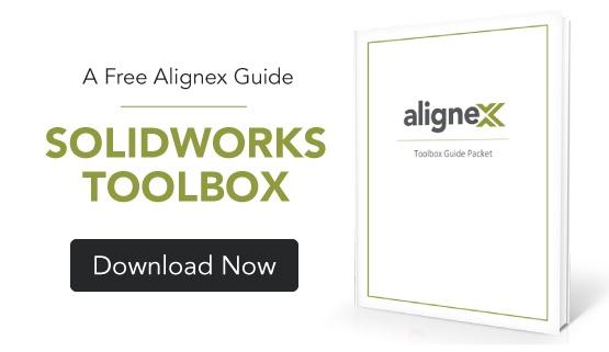 SOLIDWORKS Toolbox Guide from Alignex