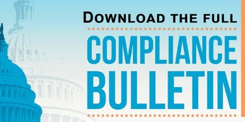 Compliance Bulletin on FMLA