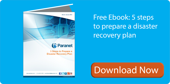Disaster Recovery eBook