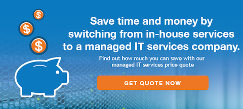 Request a Managed IT Services Price Quote