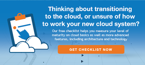 Cloud Computing Checklist