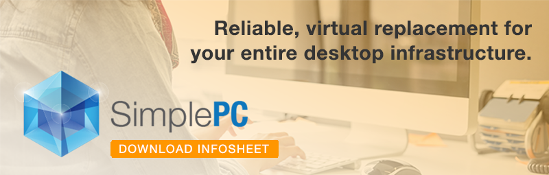 Reliable, virtual replacement for your entire desktop infrastructure.