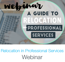 relocation in professional services