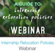 internship relocation policies