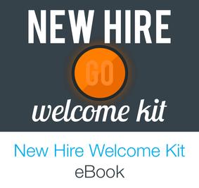New Employee Welcome Kit eBook