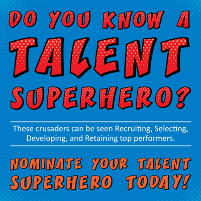 Talent Superhero Nomination