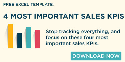 4 Most Important Sales KPIs