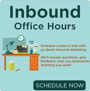 Inbound Office Hours