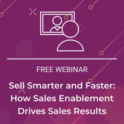 Sales Enablement Webinar