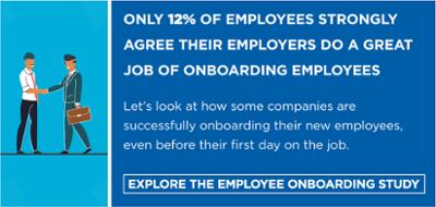 employee onboarding study