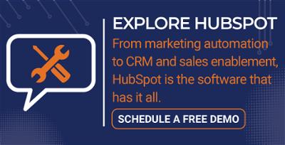 HubSpot Sales Pro Demo