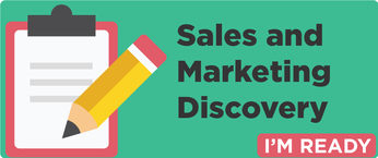 sales and marketing discovery questionnaire