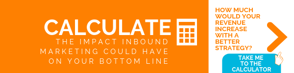 check out the inbound marketing revenue impact calculator