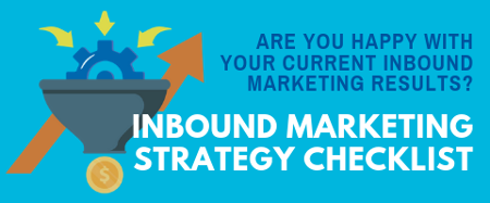 Inbound Marketing Strategy Checklist
