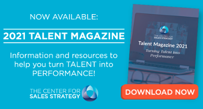 2020 Talent Magazine - Button