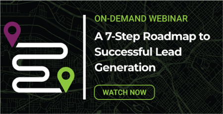 ON-DEMAND WEBINAR: A 7-Step Roadmap to Successful Lead Generation
