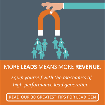 lead generation tips ebook