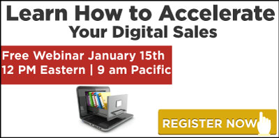 Accelerate Your Digital Sales Webinar