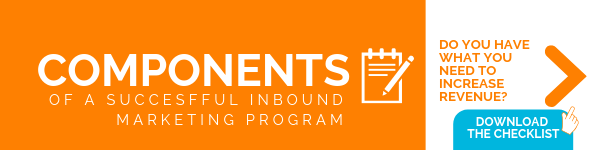 download the inbound marketing strategy checklist