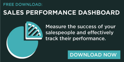 sales performance dashboard download