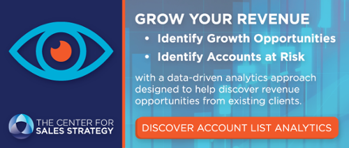 Grow Your Revenue with Account List Analytics