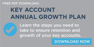 Key Account Annual Growth Plan