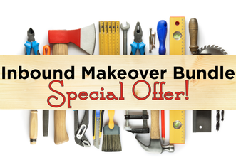 Inbound makeover bundle -- special offer!