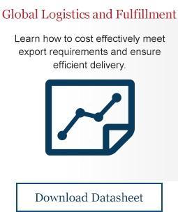 Global Logistics and Fulfillment Datasheet