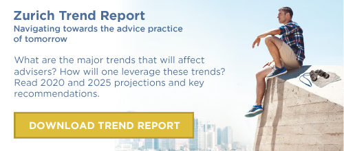 Zurich Trend Report: Navigating Towards the Advice Practice of Tomorrow
