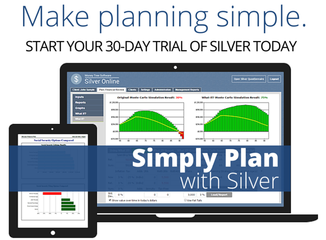 Start your 30-day free trial of Silver