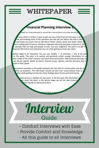 Free Financial Planning Interview Guide
