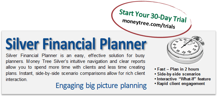 Silver Financial Planner