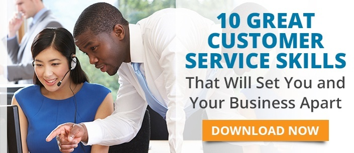 Customer Service Skills Ebook