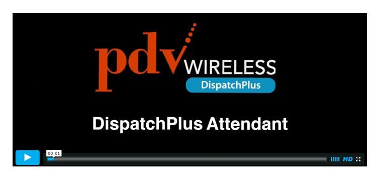 Try DispatchPlus Attendant