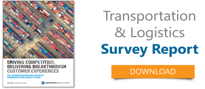 Transportation and Logistics Survey Report 2019