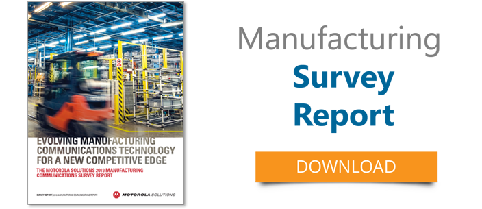 Manufacturing Survey Report 2019