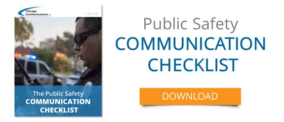 Public Safety Communication Checklist